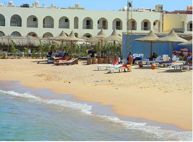Самые лучшие курорты Египта