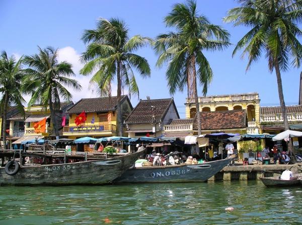 Города и курорты Вьетнама