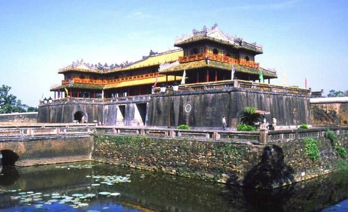 Город Хюэ