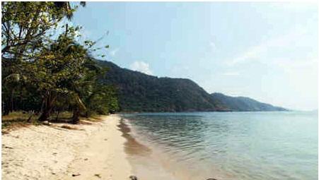 Пляжи Чанга