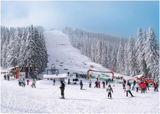 лучший горнолыжный курорт Болгарии