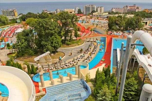 самый популярный курорт Болгарии