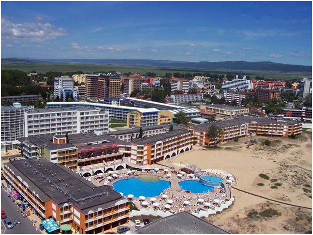 Летний курорт Болгарии
