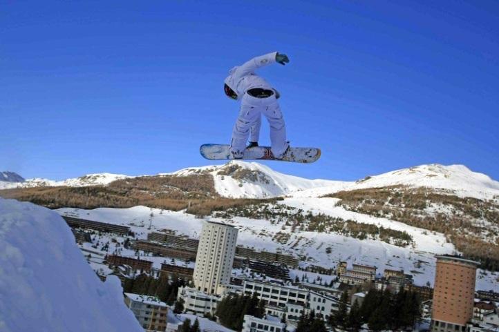 Лучшие горнолыжные курорты в Италии
