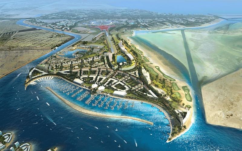 Абу-Даби - город мечты