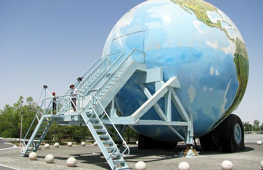 Автомузей в Абу-Даби