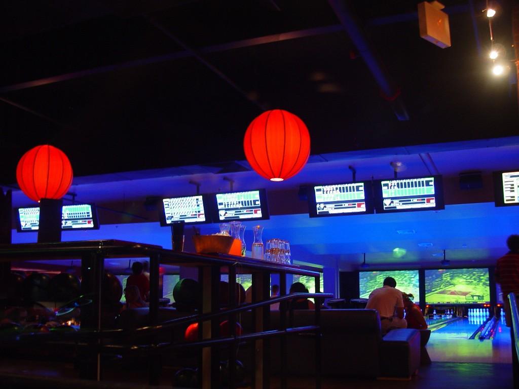 Боулинг-центр Super Bowling