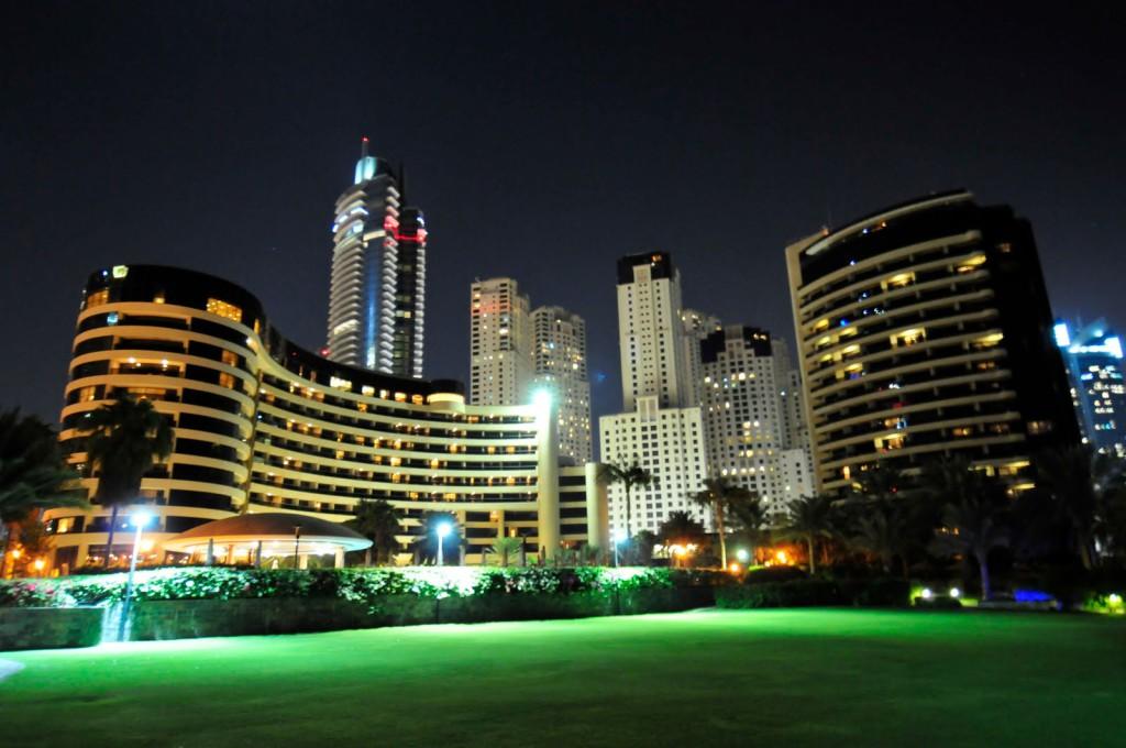 Даунтаун в Дубае