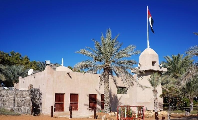 Деревня исторического наследия