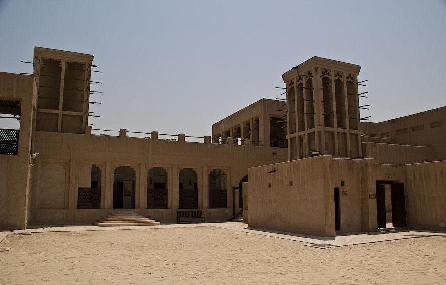 Дом-музей шейха Саида в Дубае