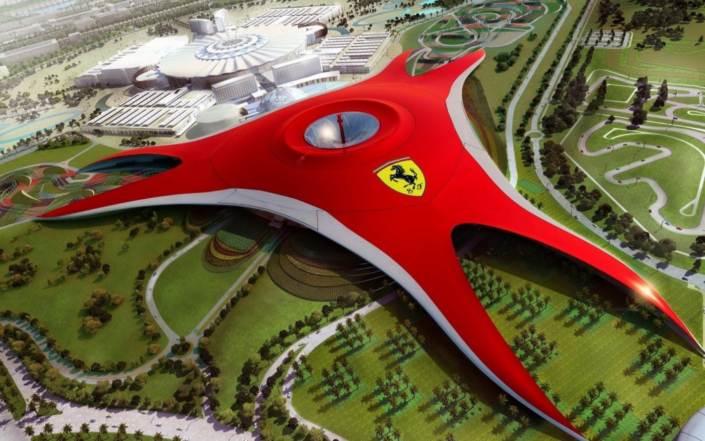 Ferarri World
