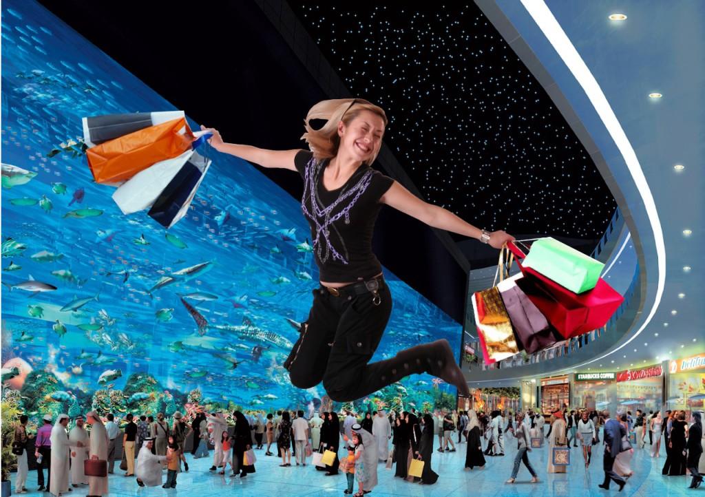 Фестиваль шоппинга в Дубае