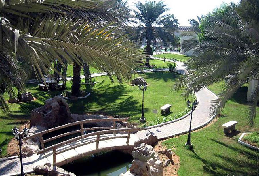 Финиковый сад Фaлaж-aль-Муaлa