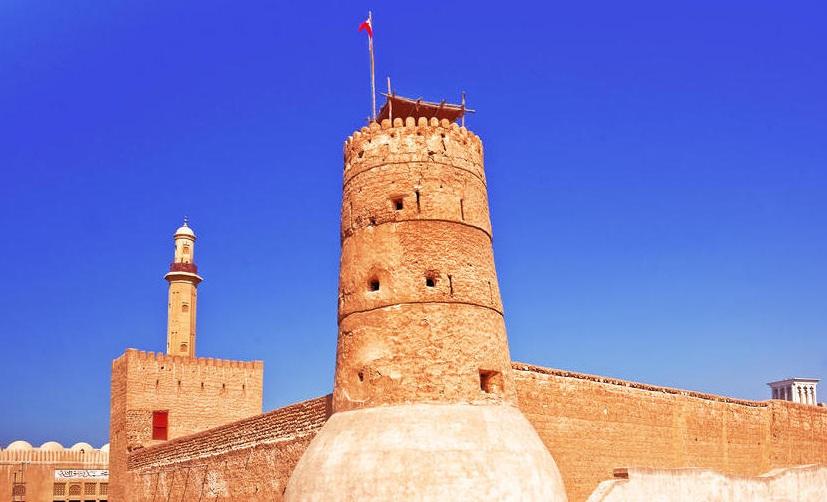 Форт Аль-Фахиди в Дубае