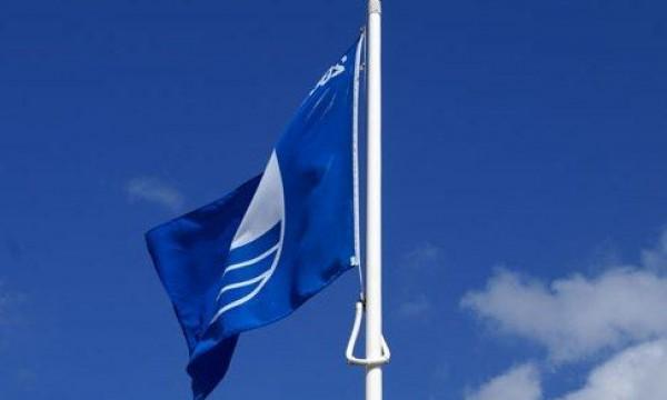 Голубой флаг пляжа Корниш