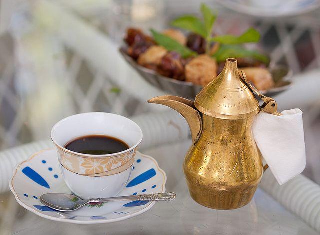 Кофе в ОАЭ