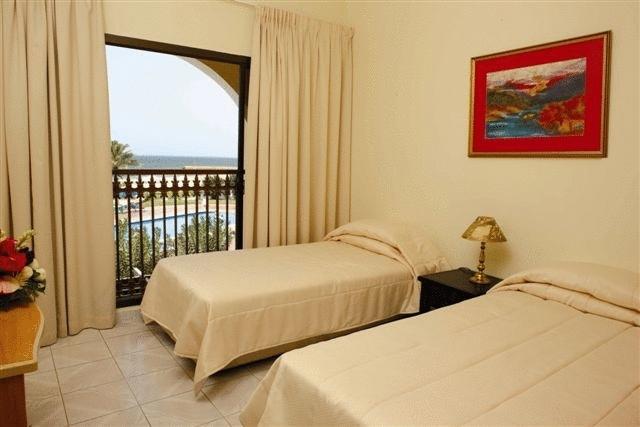 Комфорт в отеле Barracuda Beach Resort