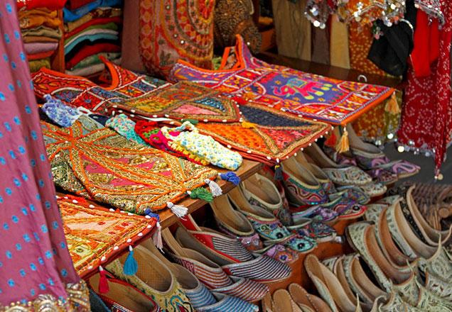Крытый рынок в Дубае