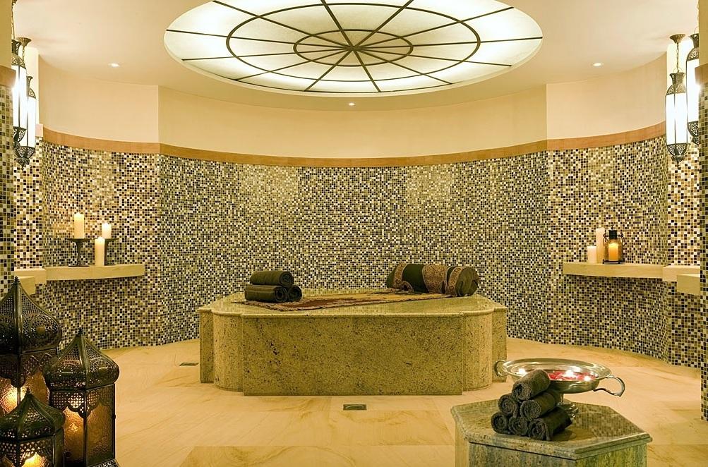 Марокканская баня в Умм-аль-Кувейне