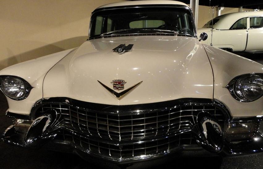 Машина из личной коллекции шейха