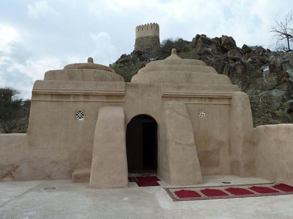 Мечеть Аль-Бидия. Фуджейра
