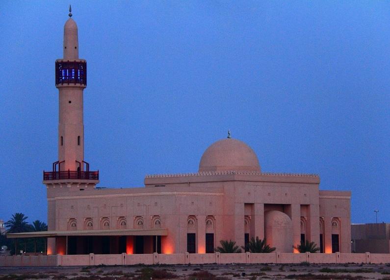 Мечеть Имама Абу Ханифа