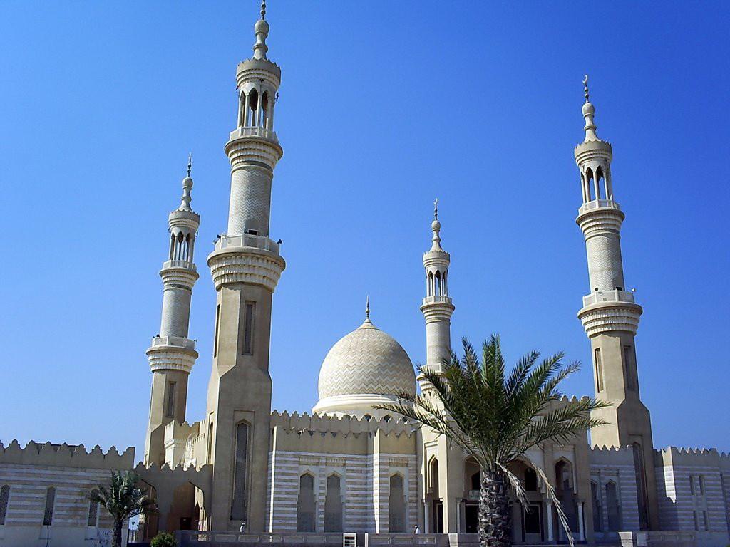 Мечеть Умм-Аль-Кувейн