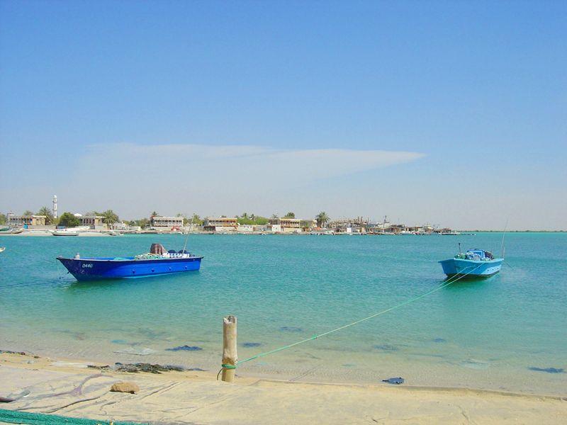 Морской клуб в Умм-аль-Кувейне