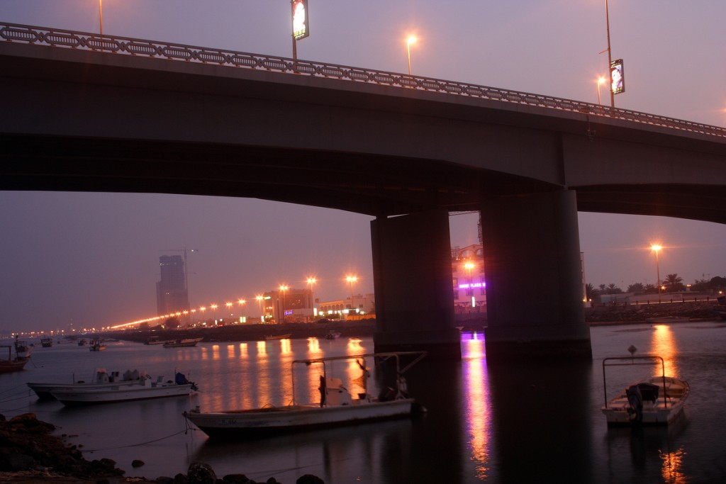 Мост Рас-аль-Хайма