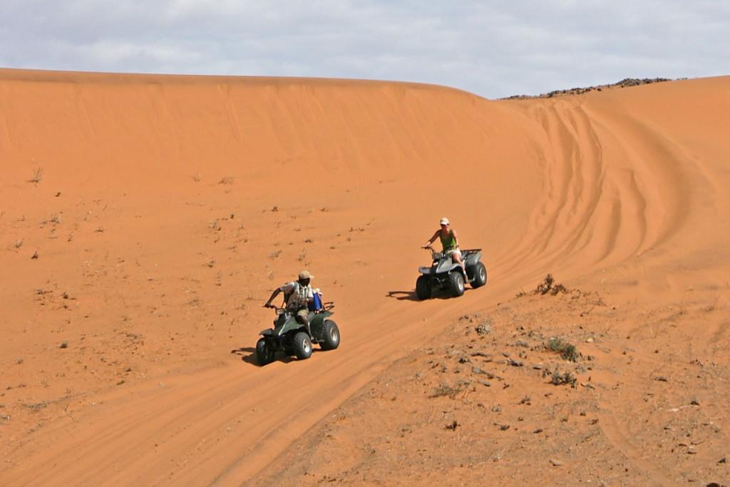 Мотогонки в Рас-аль-Хайме