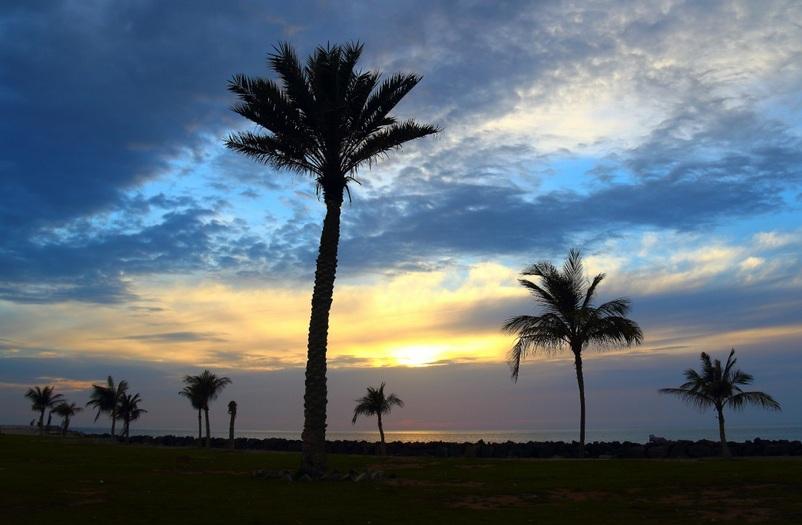 Набережная в Умм-аль-Кувейне