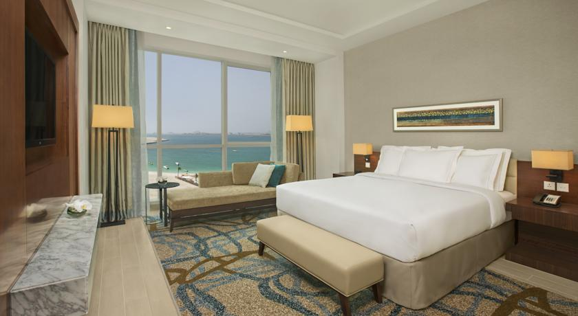 Номер в отеле Hilton Dubai Jumeirah Beach