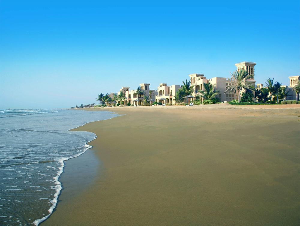 Общественный пляж Рас Аль Хаймы