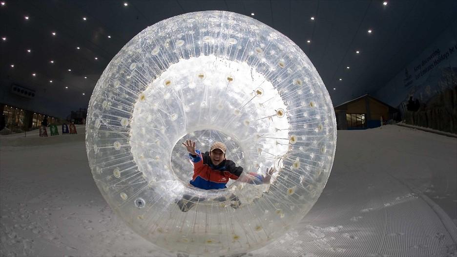 Отдых в Ski Dubai
