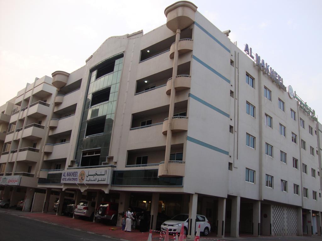 Отель в районе Аль-Нахил