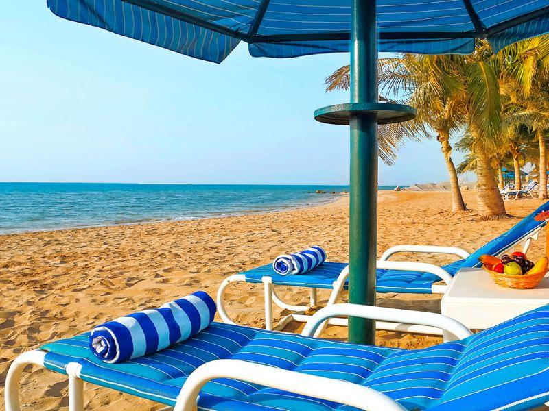 Пляж Бин Маджид