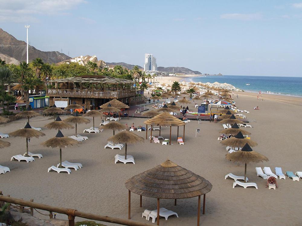 Пляж Sandy Beach