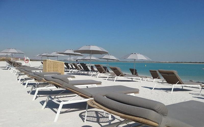 Пляж Yas Beach