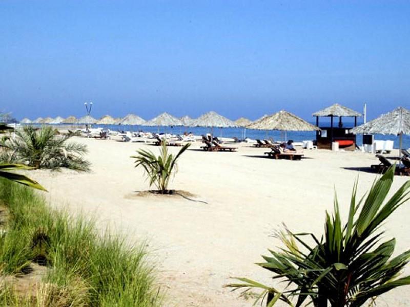 Пляжи Фуджейры