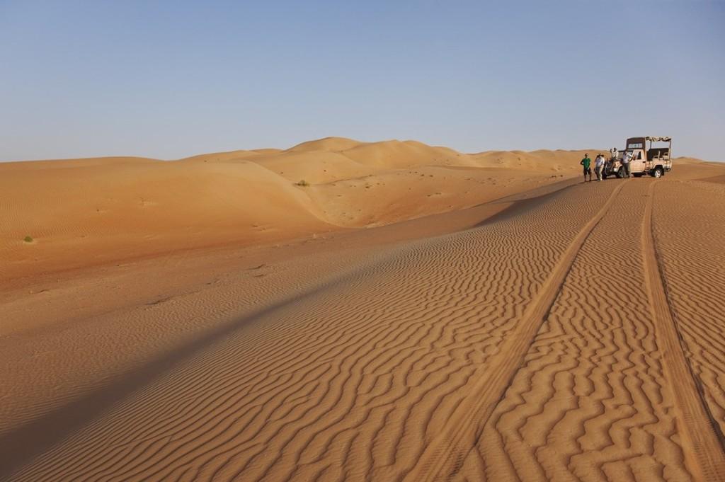 Пустыня Рас-аль-Хаймы