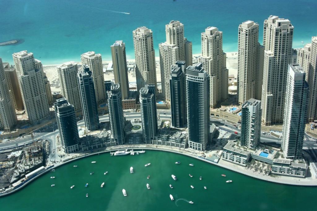 Район Дубай-Марина