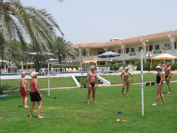 Спорт в Умм-аль-Кувейне