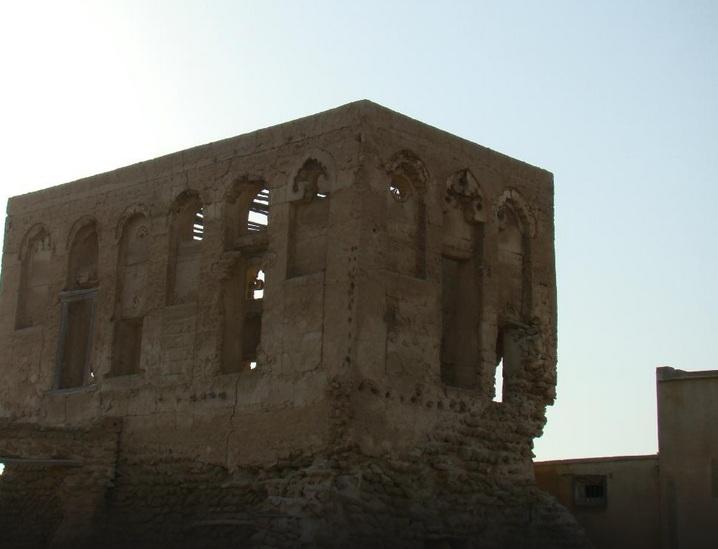 Сторожевая башня Аль-Худайба