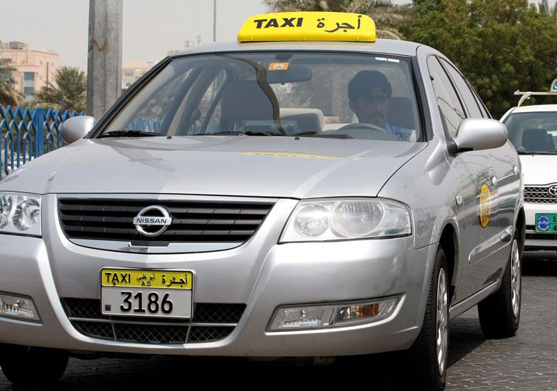 Такси в Абу-Даби