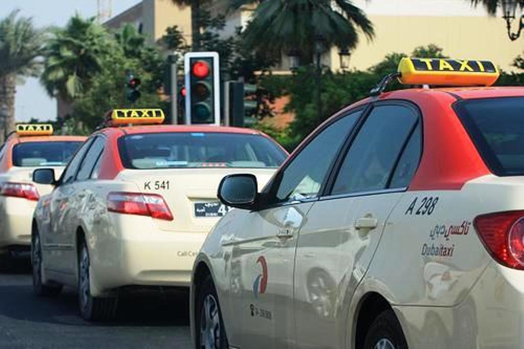 Такси в ОАЭ