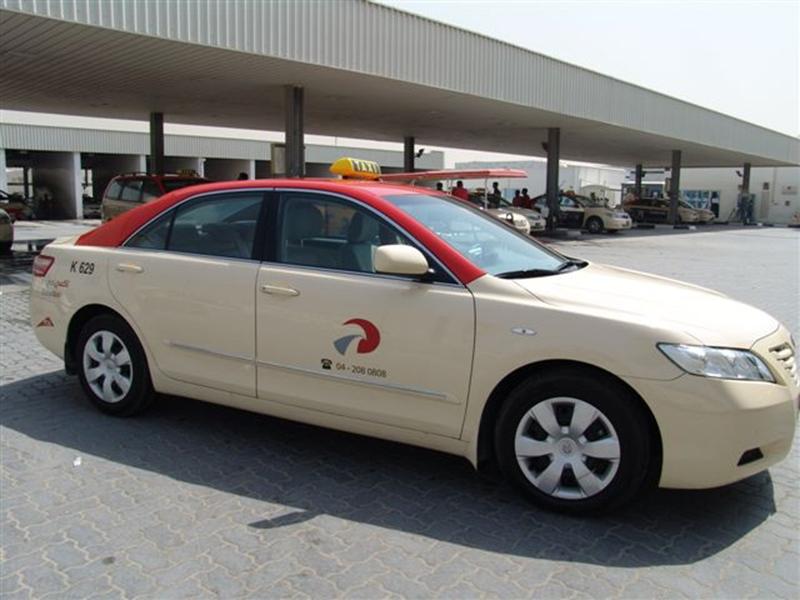 Такси в Рас-аль-Хайме