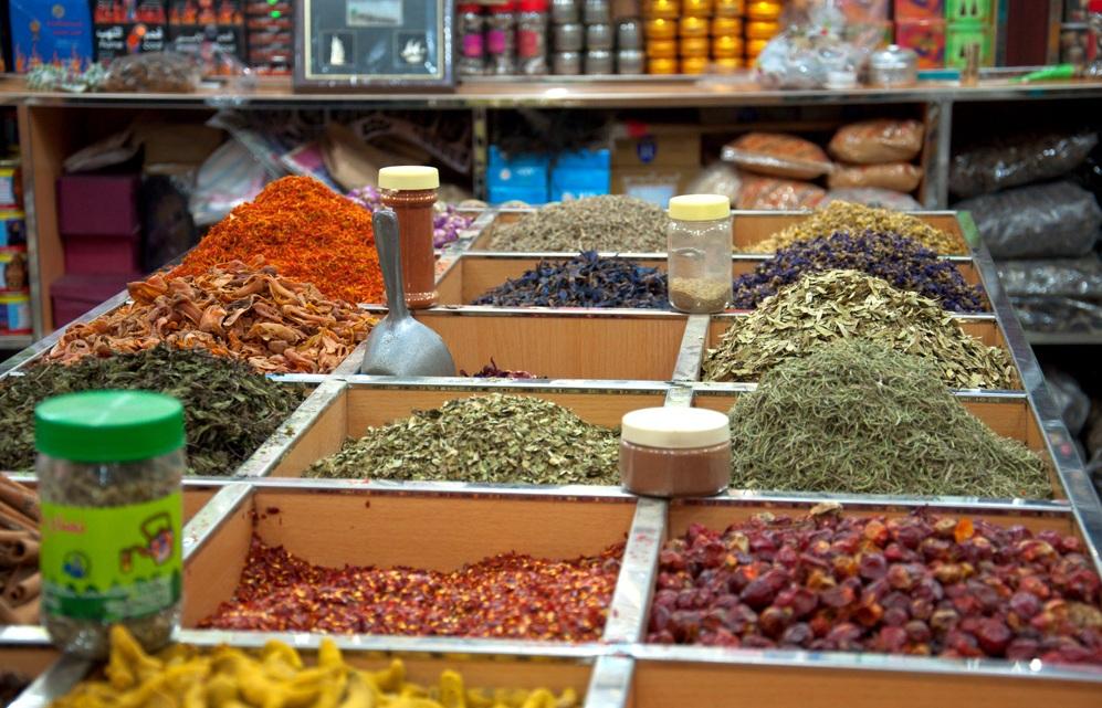 Товар Старого рынка в Дубае