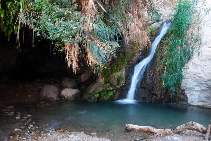 Водопад долины Аль-Вария