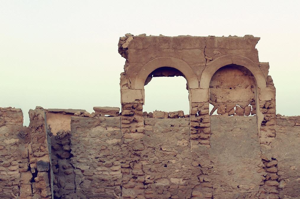 Все, что осталось от древнего города Джульфар