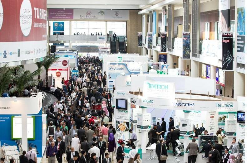 Выставка Arab Health
